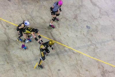 Bout #6: Gold Diggers vs. Juneau