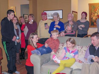 McGrath Christmas Gathering 2018