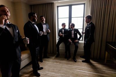 David + The Boys!
