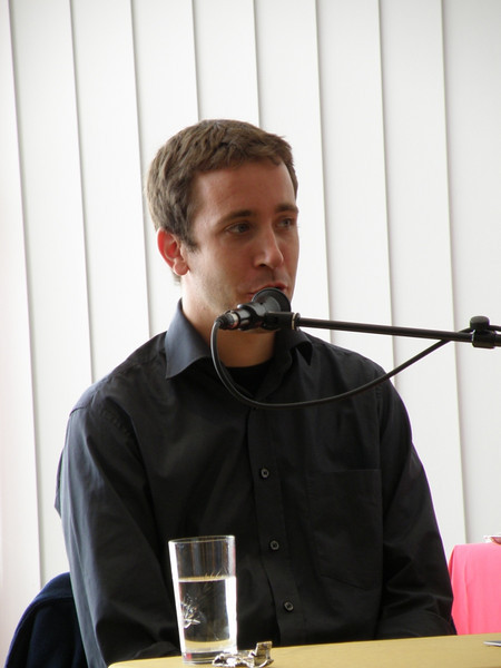 016 Markus, one of the translators .....JPG