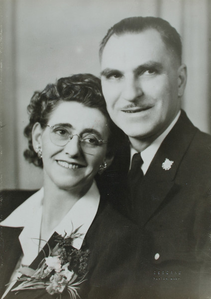 Delbert and Mary Peterson