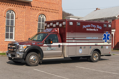 EMS Co. 4 - Fayette Township EMS (McAlisterville)