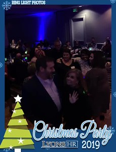 Lyons HR Holiday Party 2019