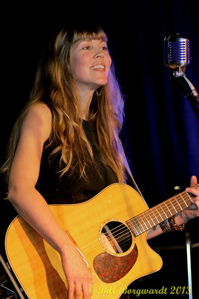 Carrie Day - Food Bank Fund Raising concert at the Blue Sky Cafe