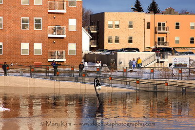 FARGO, NORTH DAKOTA -- FLOOD - 2009