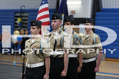 Huntingtown High School NJROTC Cadet Ball 3-23-13