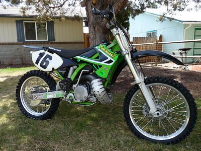 2000 Kawasaki KX250