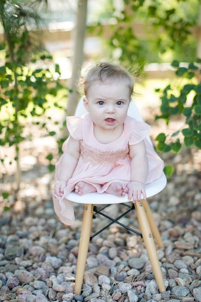 Amelie 6 months old!