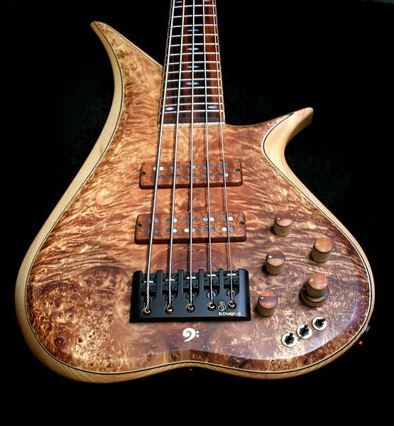 #013 Marozi 5 String Bass