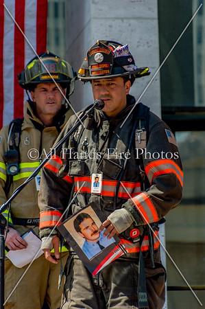 2017 Nashville 9/11 Memorial Stair Climb