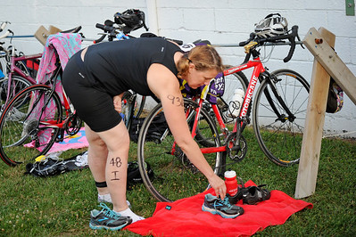 The Anchor Bay Triathlon - July 14, 2012