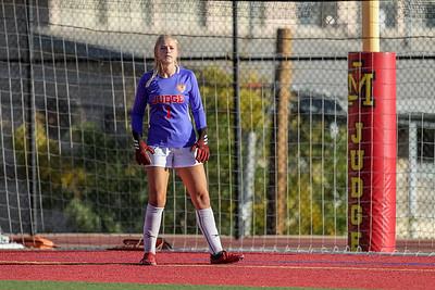 Girls Soccer Varsity • Judge - Morgan • 09-29-2020
