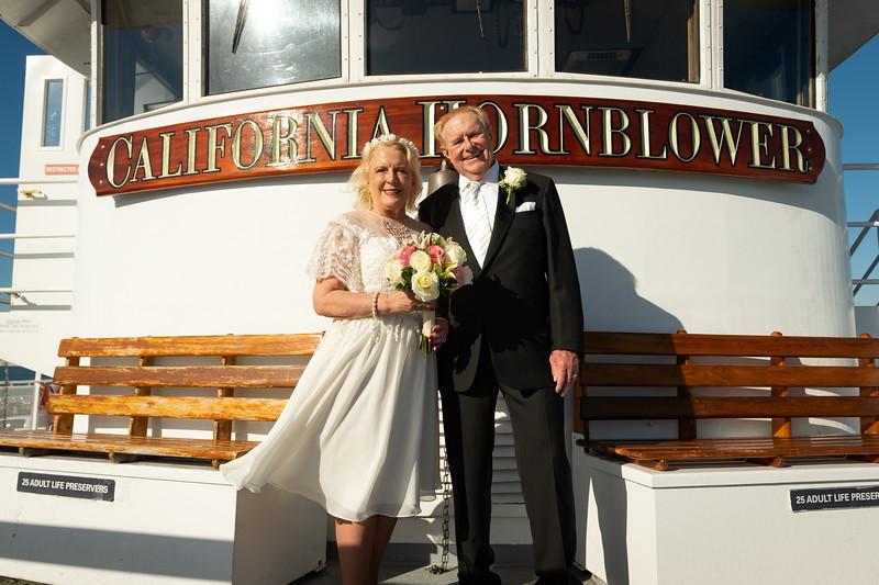 Dawn & Doug Hornblower Wedding