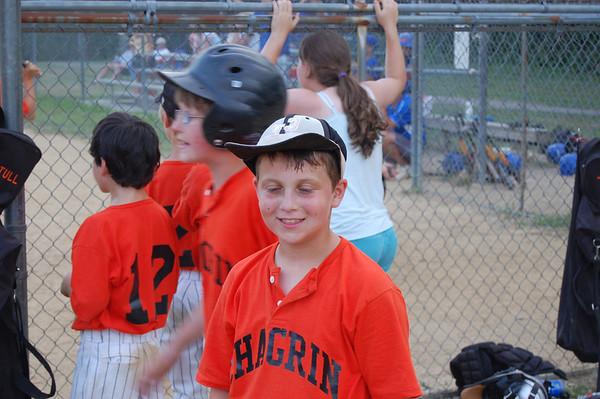 Chagrin U10 Baseball '07