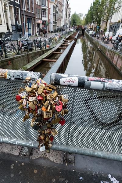 "Bridge ""Love Locks"""