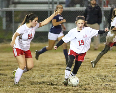 2020-1-17 IHS vs Strayhorn Ladies Soccer