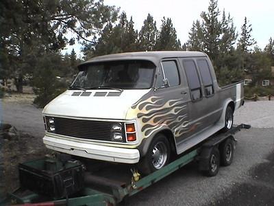 Dodge Van Truck