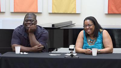CMNW Summer Festival Imani Composers Coffee Talk