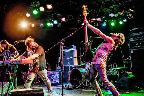 BEND SINISTER @ THE ROXY