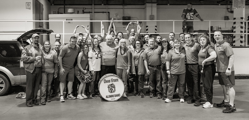 Group shot - Loading Dock Party