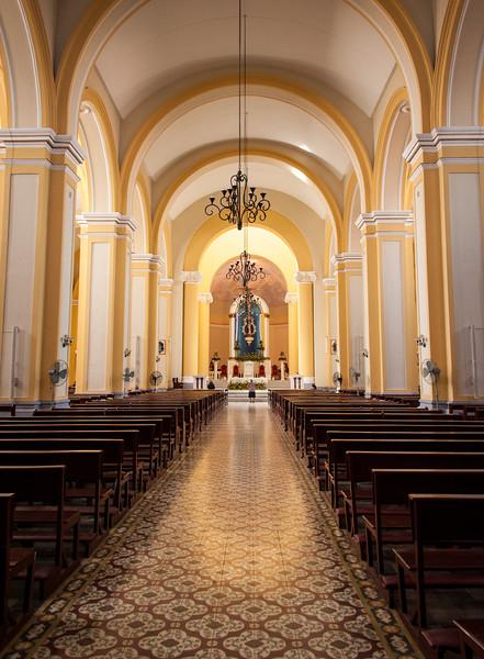 Sanctuary, Catedral de Granada