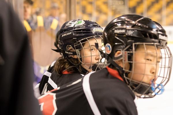 Future Bruins Skate | TD Garden | 12.16.2017