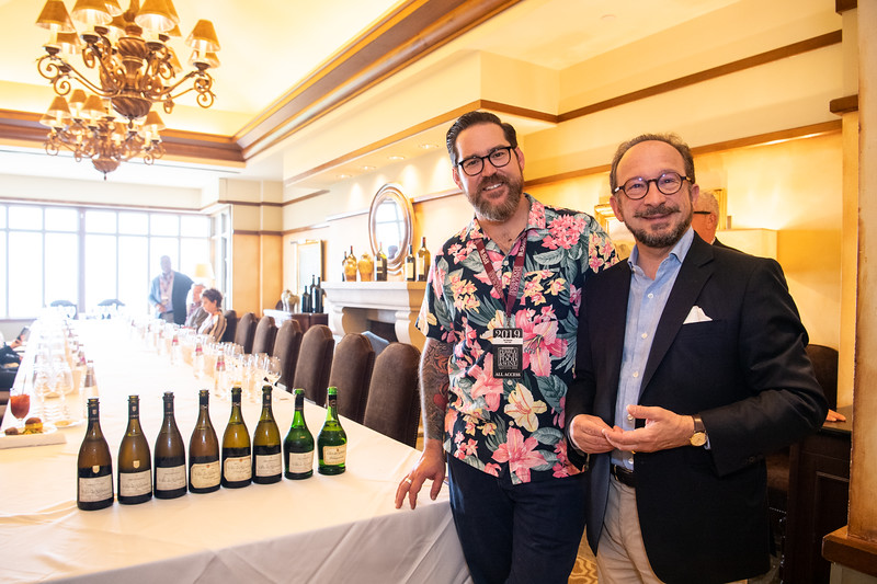 A Clos des Goisses Retrospective with Charles Philipponnat