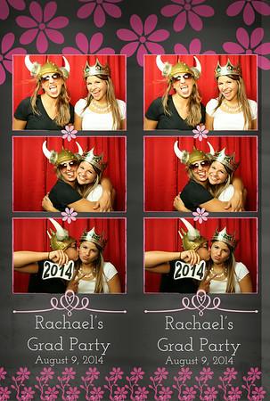 Rachael's Grad Party