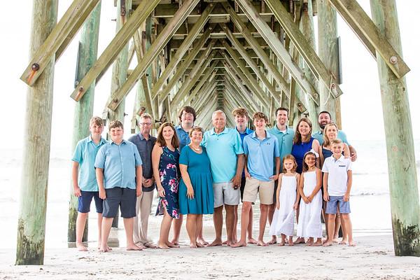 Meggan Family Photos At Topsail Island
