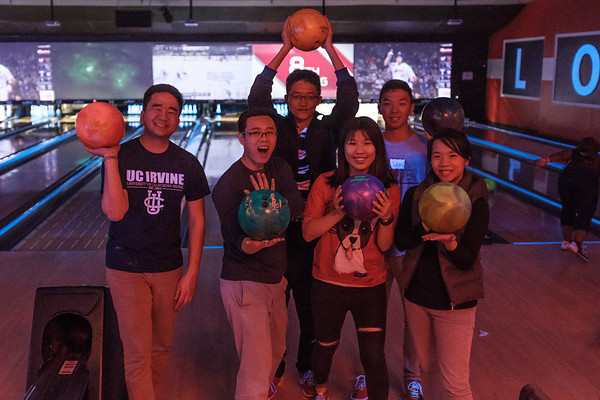 2018-04-13 IUSM Bowling Night