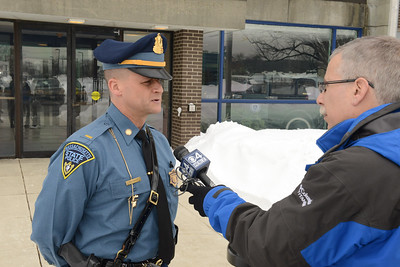 Lt Daniel Richard Interview with WBZ - 02.19.2014