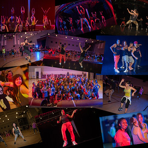 2014-12-06 Dancehall Mashup and Cuban Explosion Master Class