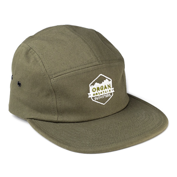 Outdoor Apparel - Organ Mountain Outfitters - Hat - Camper Cap Military Green.jpg