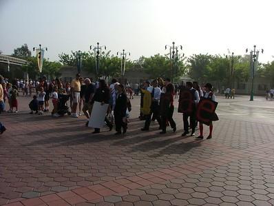 DLR - Ambassador Ceremony 2005