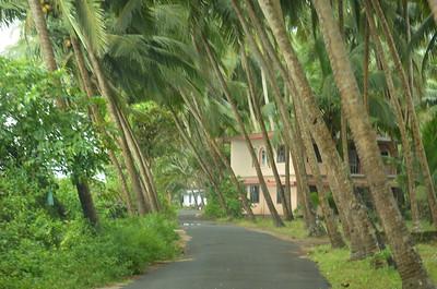 On the Way to Kannur - Mahe - Kozhikode