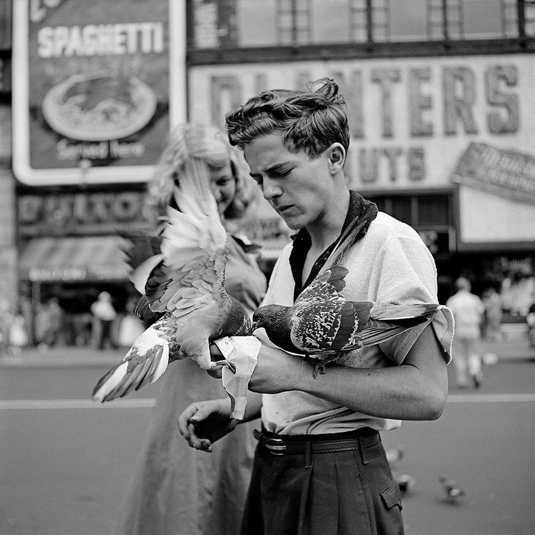Photographer - Vivian Maier
