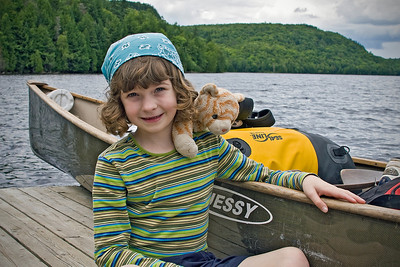 2009-08 canoe camping trip