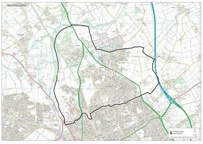 Upton Map