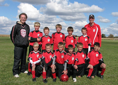 2009 KYSO Crusaders Boys