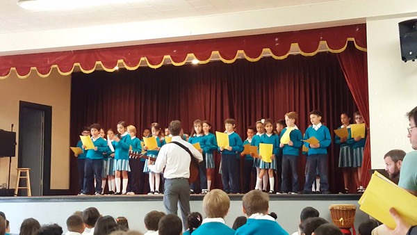 Music in Schools Today - Spring Performance