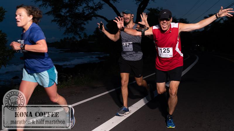2019 Pure Kona Marathon