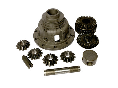 Ford New Holland Tm Case Ih Rear Differential Kit