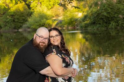 Lynda & Chris engagement