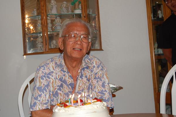 Grandpa September 2008