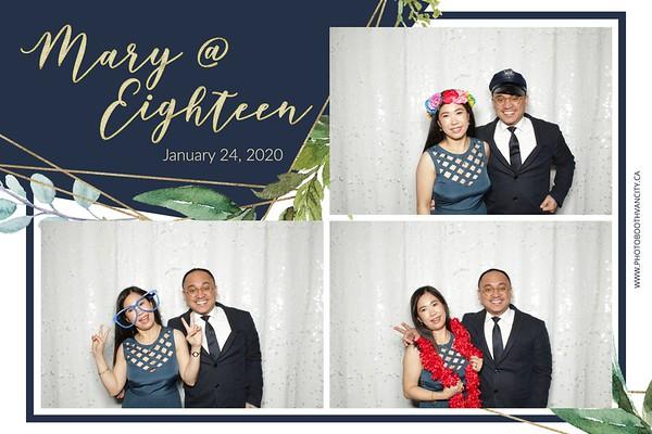 Mary's Eighteenth