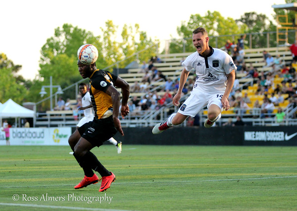 Charleston Battery vs Bethlehem Steel FC May 12 2018