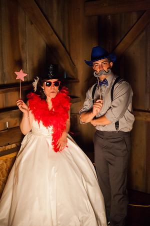 Sarah + Chris Wedding