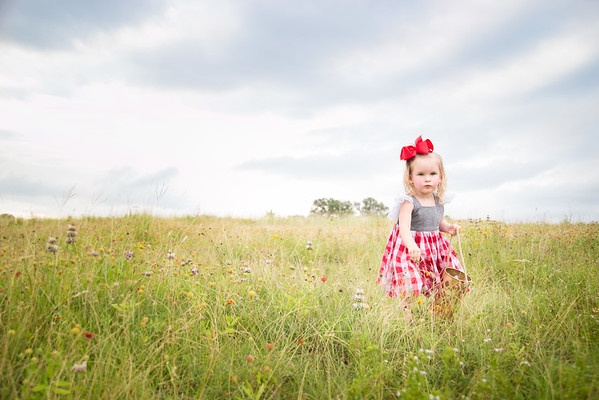 KYLA BELL { 3 YEAR SESSION }