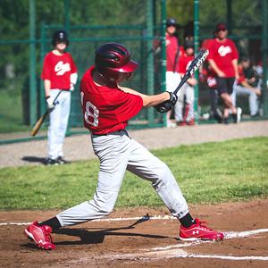 DLL Cats Baseball Spring 2013