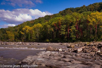 New York's Cattaraugus Creek
